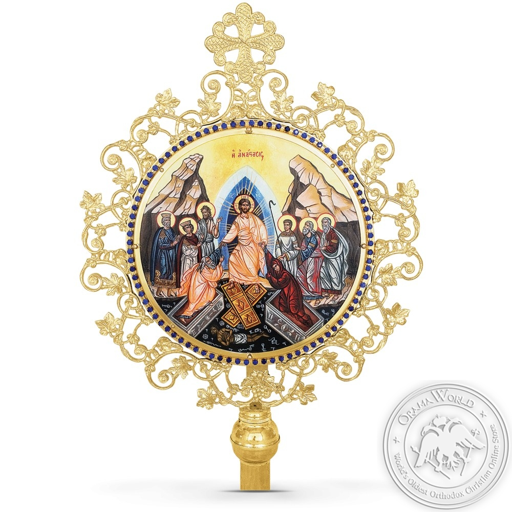 Resurrection Fans Gold Plated