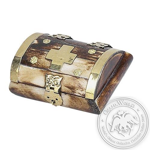 Byzantine Wooden Incense Box