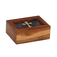 Byzantine Wooden Incense Box