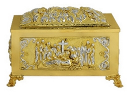 Reliquary Representations Two Color