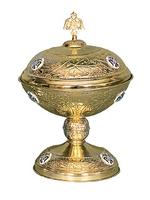 Basins Bronze B Short Gold Plated