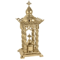 Byzantine Brass Tabernacle