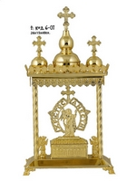 Gold Plated Tabernacle