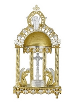 Tabernacle Oval Two Color