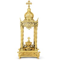 Tabernacle Gold Plated