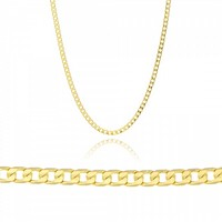 Chain made of 9K Yellow Gold