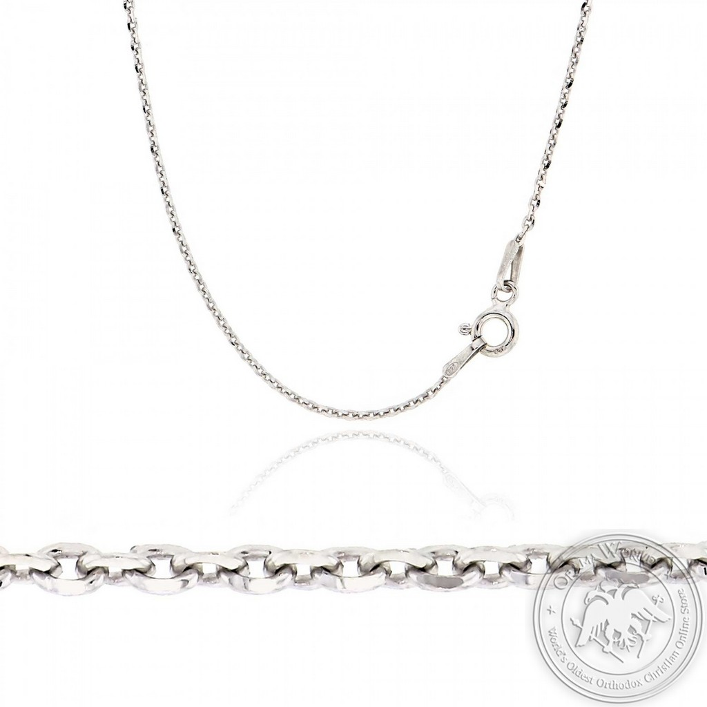 Chain Necklace made of Sterling Silver