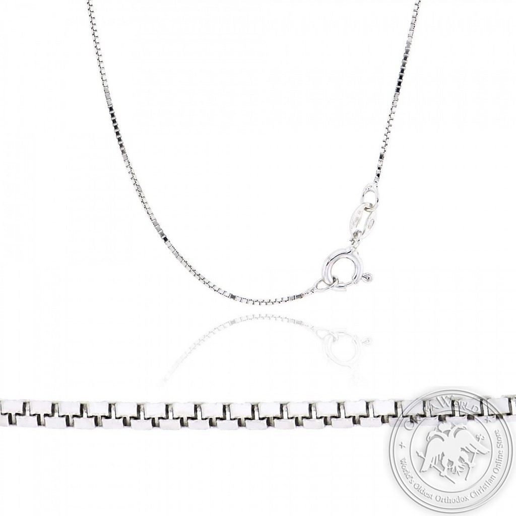 Ladies Neck Chain made of Sterling Silver 925