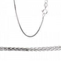 Ladies Spigga Chain made of 14K Gold