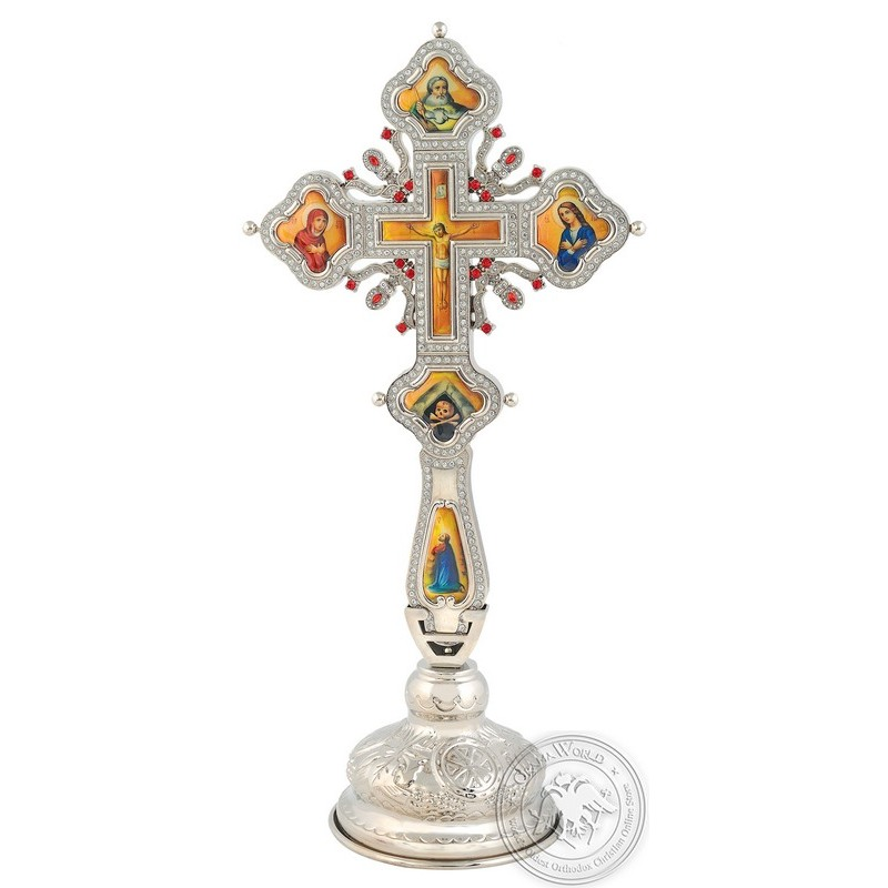 Blessing Cross with Base - 0522