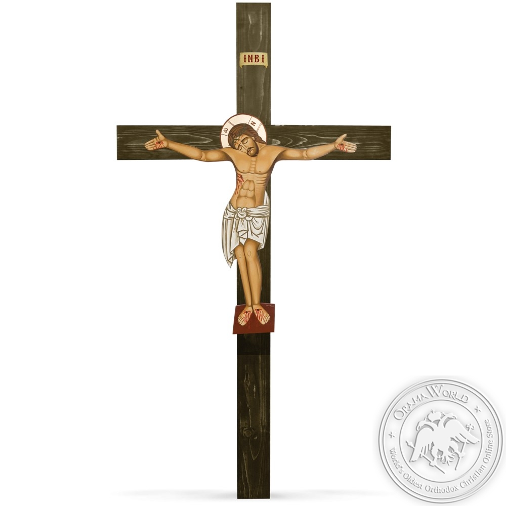 Holy Cross with the Wood Cross