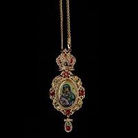 Archiepiscopal Engolpion - 1001-57