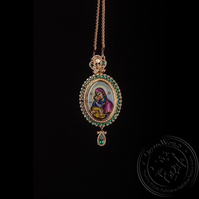 Archiepiscopal Engolpion - 1001-61