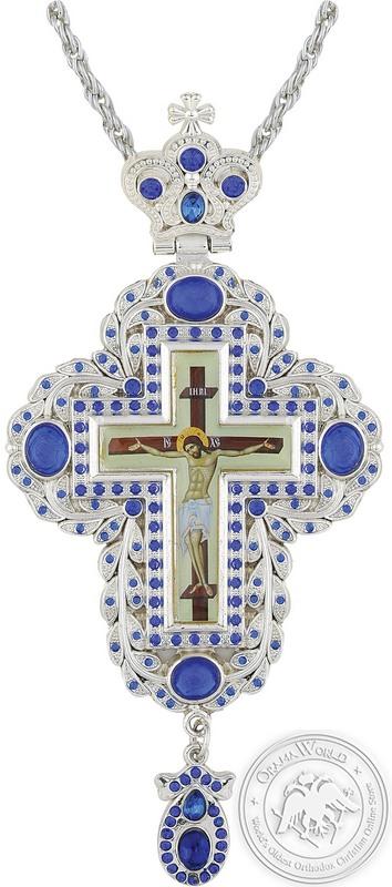 Pectoral Cross - 0428