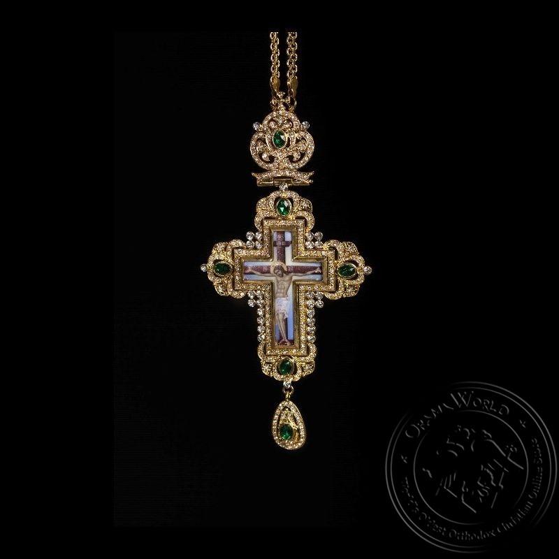 Pectoral Cross - 1001-108