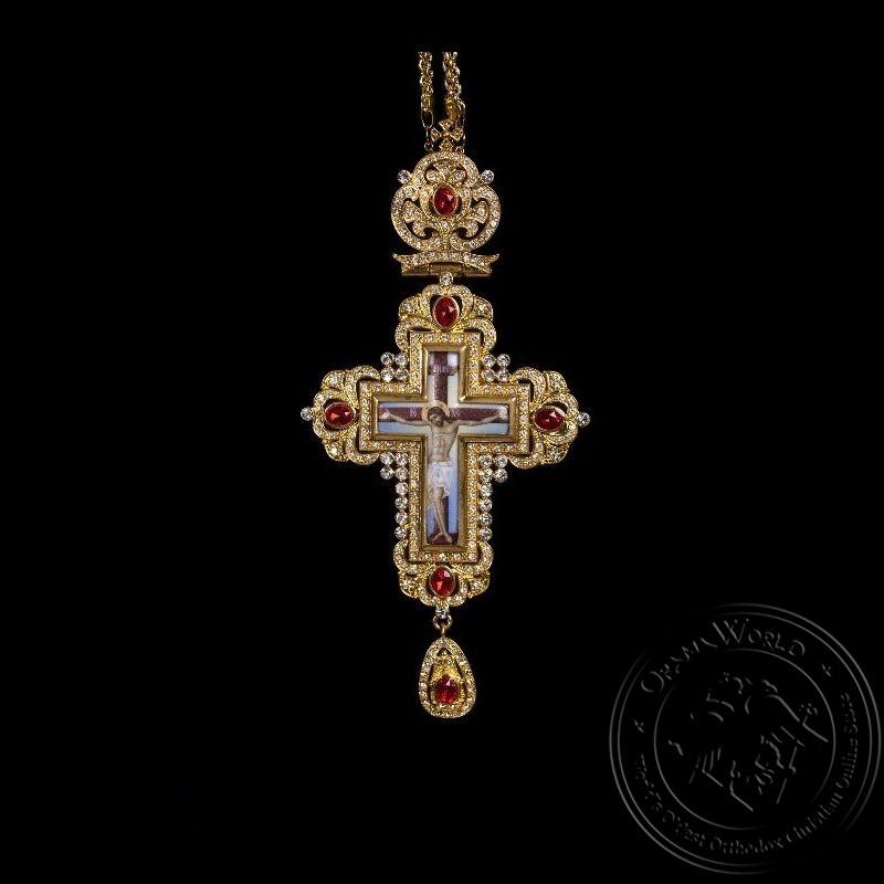 Pectoral Cross - 1001-109