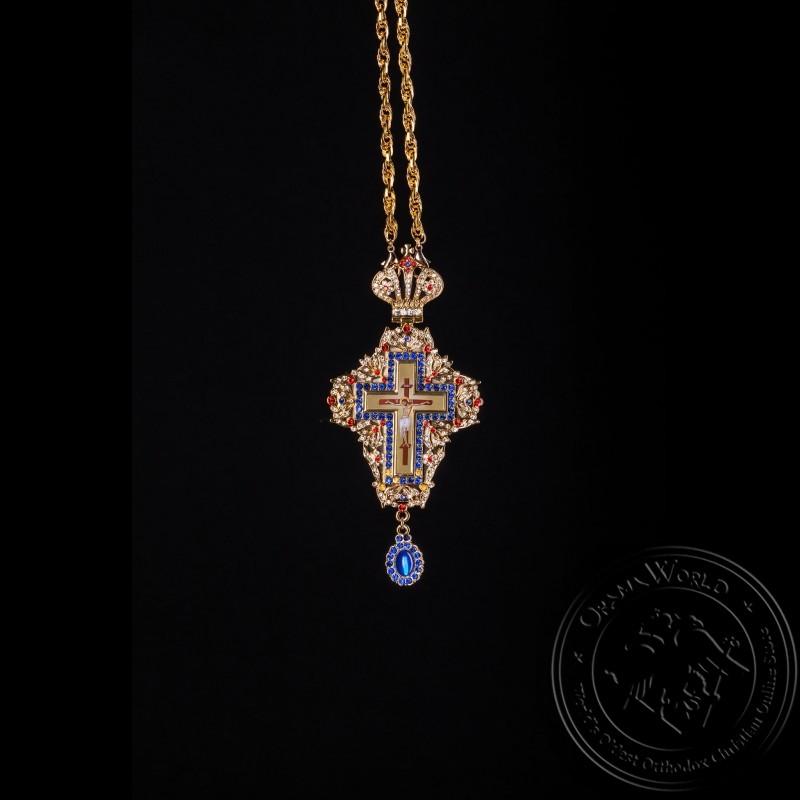 Pectoral Cross - 1001-18