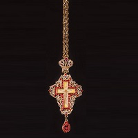 Pectoral Cross - 1001-21