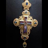 Pectoral Cross - 1001-30B