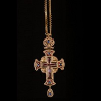 Pectoral Cross - 1001-34