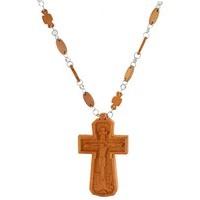 Wooden Pectoral Cross - 0411