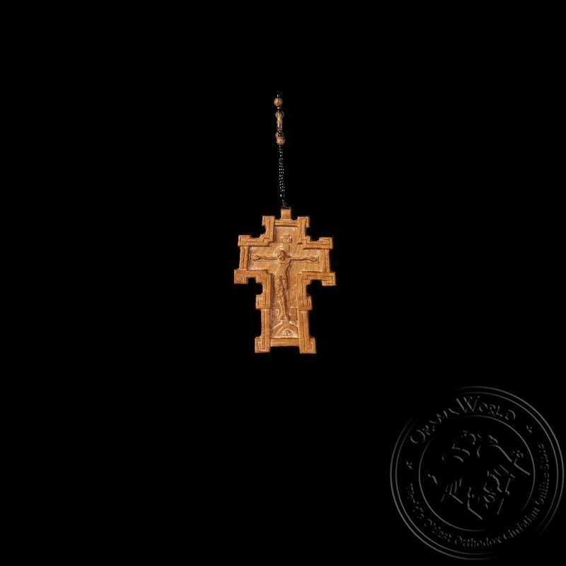 Wooden Pectoral Cross - 1001-79