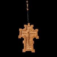 Wooden Pectoral Cross - 1001-79