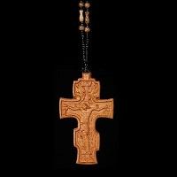 Wooden Pectoral Cross - 1001-81