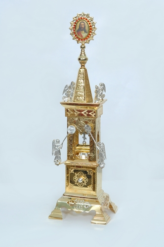 Altar Tabernacle Russian