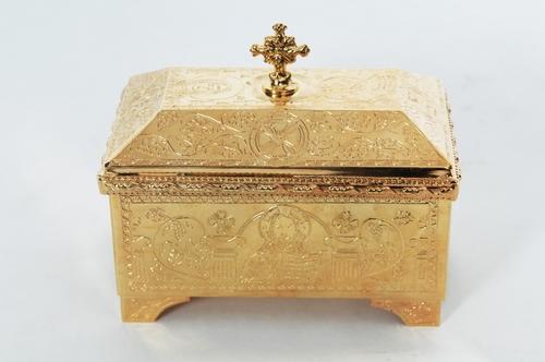 Box Engraved Design C