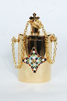 Anointing Oil Bottle with Enamel