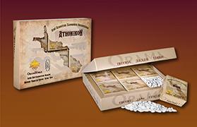 ATHONIKON Premium Boxset 6x100gr - Mount Athos Frankincense