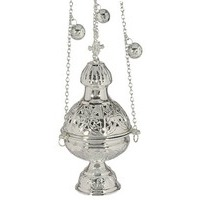 Ecclesiastical Censer Russian Design - 0118