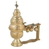 Byzantine Brass Hand Censer