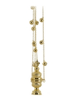 Censer Athenian Design Small Gold Plated