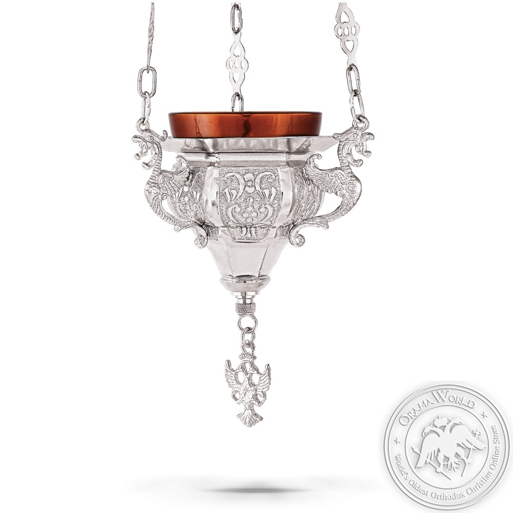 Hanging Oil Candle No1 Patmos