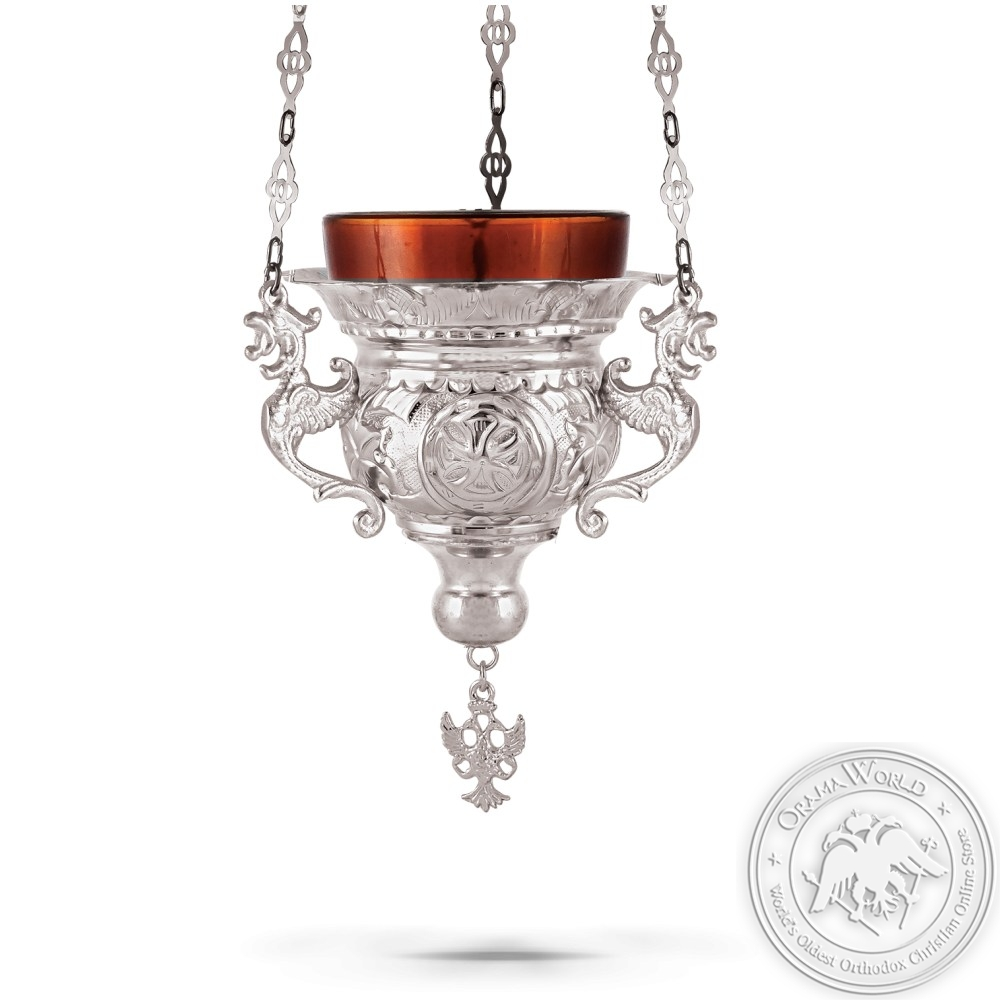Hanging Oil Candle No2 Byzantine