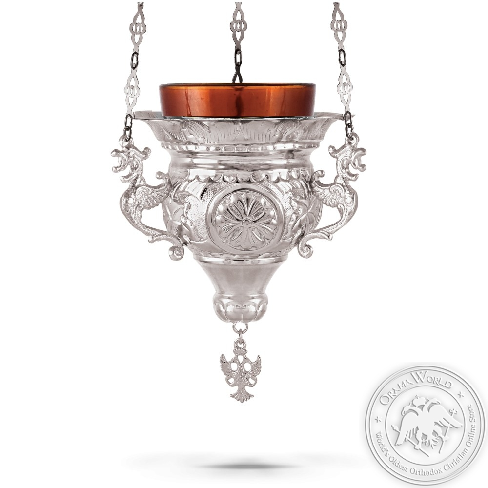 Hanging Oil Candle No3 Byzantine