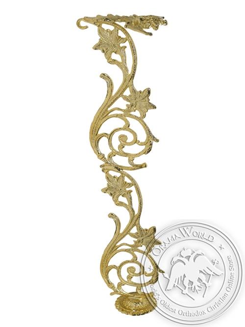 Hook Bronze A Gold Plated
