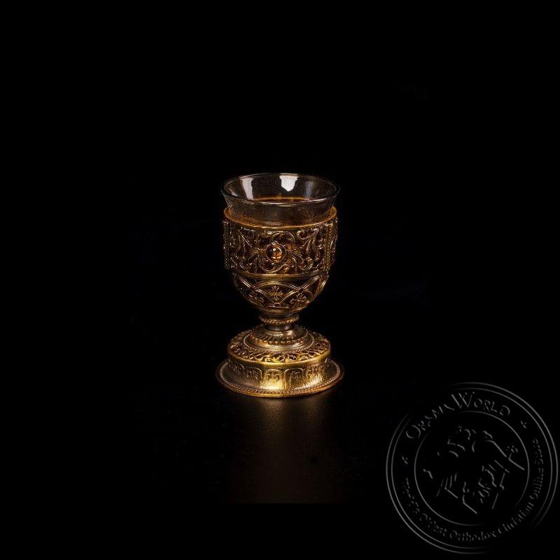Home Oil Lamp - 1007-22