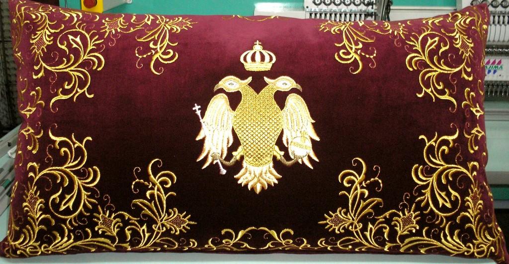 Saint Achillius - Hieratical Pillow