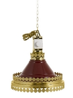 Lantern Athonite Red B