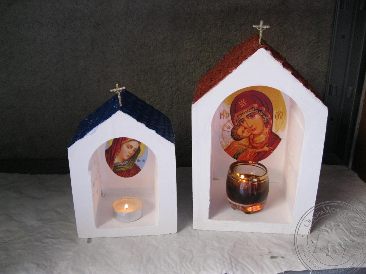 Handmade Mini Chapel