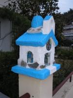 Handmade Small Stone Style Chapel