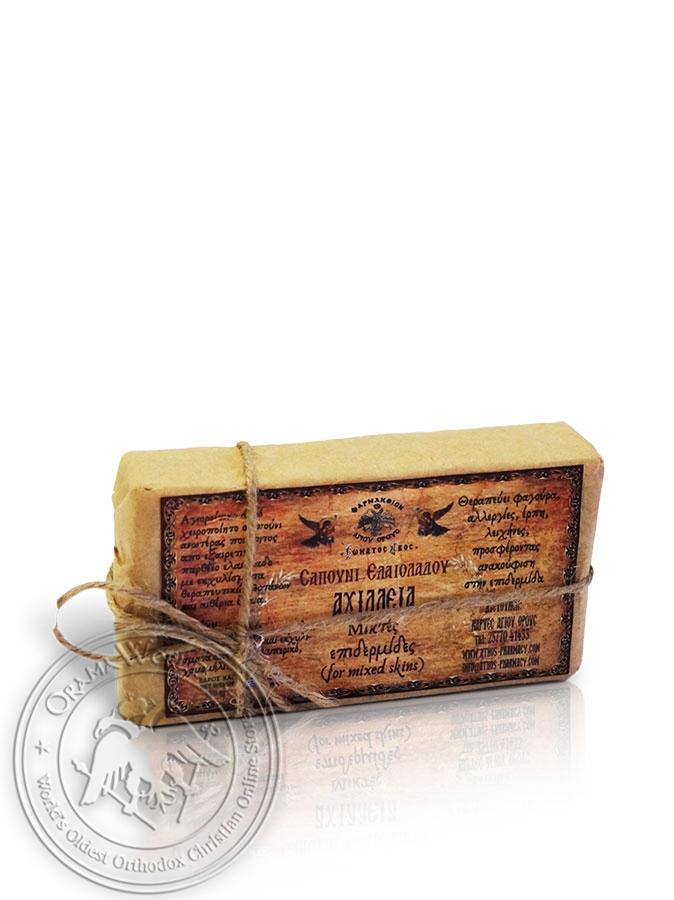 Achillea - Mount Athos Olive Oil Soap