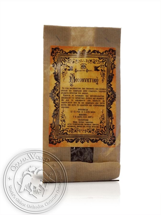Mount Athos Midnight Tea
