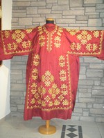 Kaftan with Gallons Embroidered - Hieratical Robe