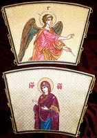 Annunciation Coveralls - Hieratical Epimanikia