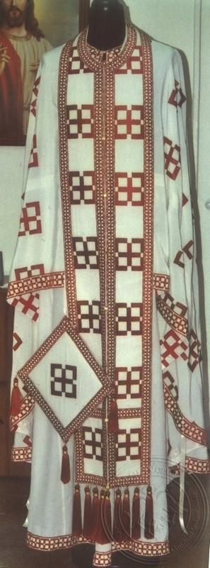 Athonas - Hieratical Robe