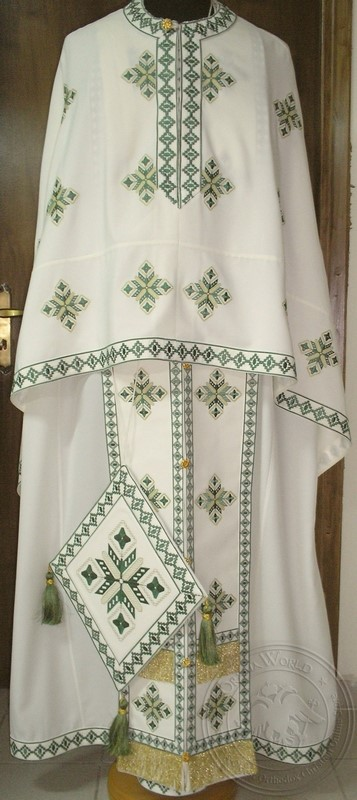 Etamin - Hieratical Robe